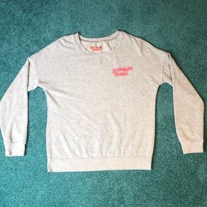 Other - Authentic Stranger Things Long Sleeve